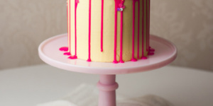 técnica de decoración de tortas