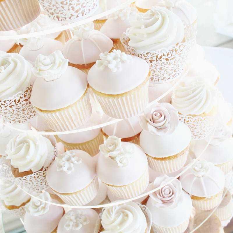decorar los cupcakes