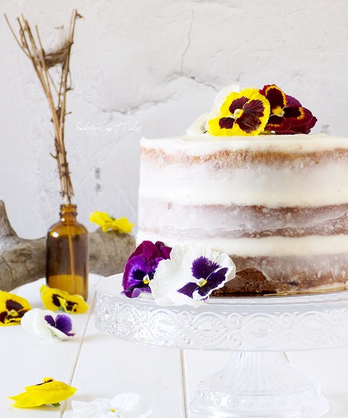 pastel dulce